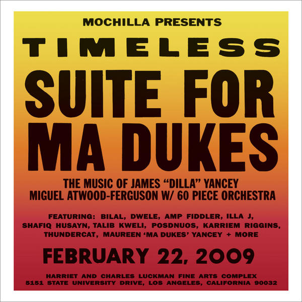 mochilla presents timeless suite for ma dukes