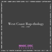 west coast rap=thology