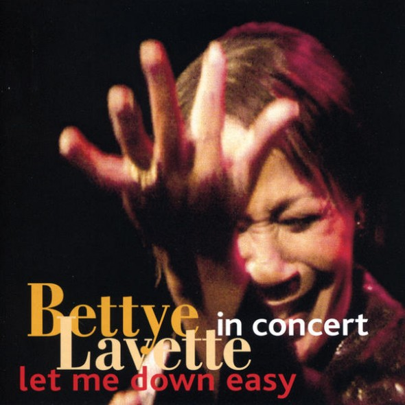 Let Me Down Easy (In Concert)