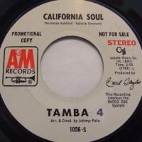 California Soul - Tamba 4