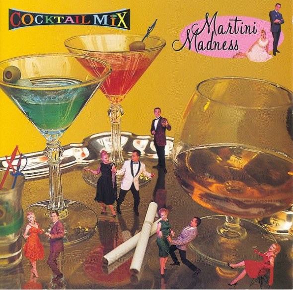 Cocktail Mix 2_ Martini Madness