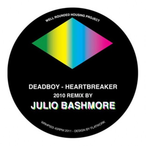 Heartbreaker 2010 Julio Bashmore Remix