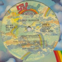 Heartbreaker - Leroy Burgess