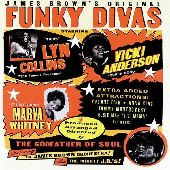 James Brown's Original Funky Divas [Disc 1]