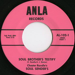 Soul Brother's Testify