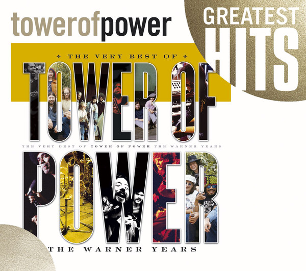 The Very Best of Tower of Power_ The Warner Years