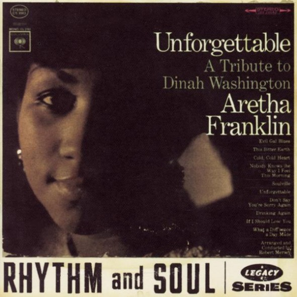 Unforgettable_ A Tribute To Dinah Washington
