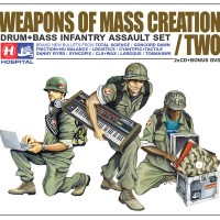Weapons Of Mass Creation [Disc 1]