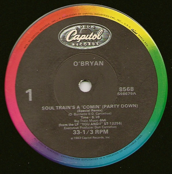 Soul Train's A 'Comin (Party Down) Soft Touch