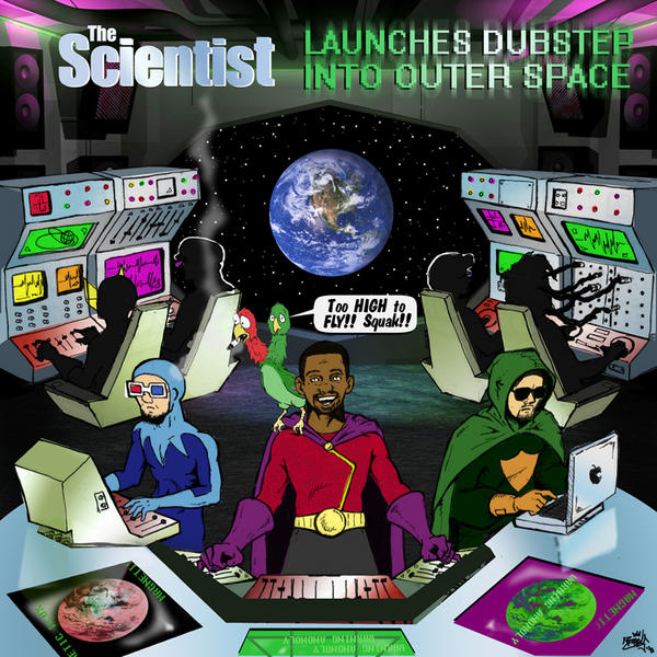 Scientist Launches Dubstep Into Outer Space  Scientist Mixe