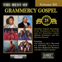 The Best Of Grammercy Gospel Volume 3