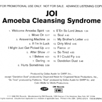 Amoeba Cleansing Syndrome