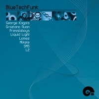 blue tech funk
