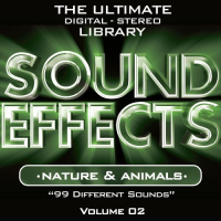 Sound Effects Vol. 2 - Nature And Animals