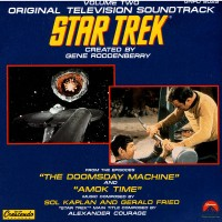 Star Trek_ Volume 2 - Doomsday Machine and Amok Time