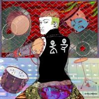 BYRSLFREE02 _ TRANSISTOR RHYTHM V_A - 808 & Ghettobass Special