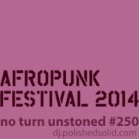 AFROPUNK FESTIVAL 2014 Mix (No Turn Unstoned #250)