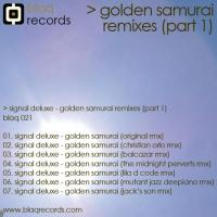 Golden Samurai Remixes EP