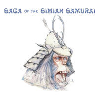 Saga of The Simian Samurai