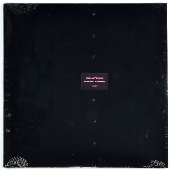 1987 Black Album Front