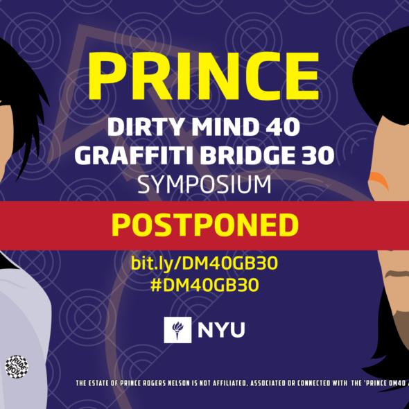 Prince DM40GB30 Symposium Postponed to March 2021