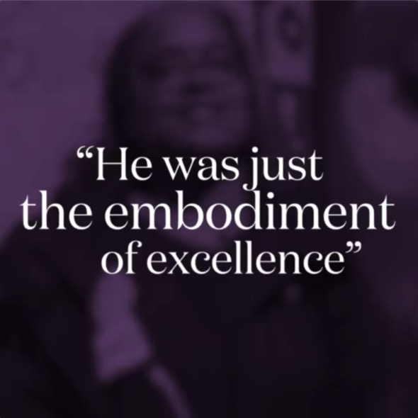 Prince was the embodiment of excellence!